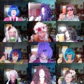 Joy's Fake Hair/Real Juice